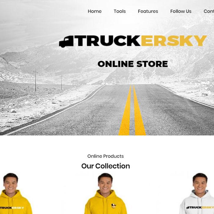 Truckersky Store